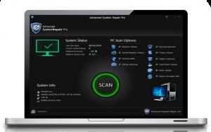 Advanced System Repair Pro 1.9.3.8 Keygen