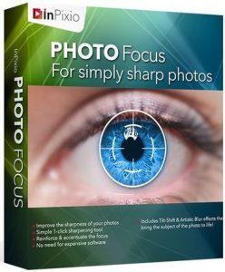 InPixio Photo Focus Pro 4.11.7542.30933 Keygen