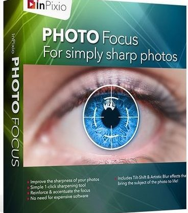 InPixio Photo Focus Pro 4.12.7612.28027 Keygen