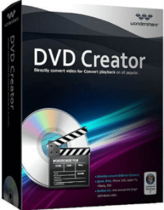 Wondershare DVD Creator 6.5.4.192 Crack