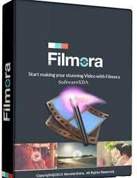 Wondershare Filmora 10.1.20.15 Crack