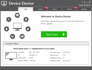 Device Doctor Pro 5.2.473 Keygen
