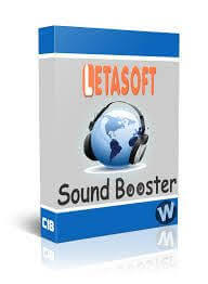 Letasoft Sound Booster 1.11 Keygen