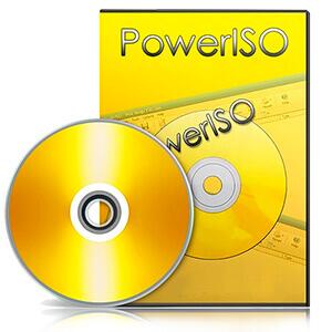 PowerISO 7.8 Crack