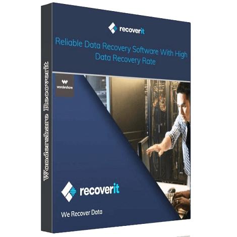 Wondershare Data Recovery 9.0.10.12 Crack