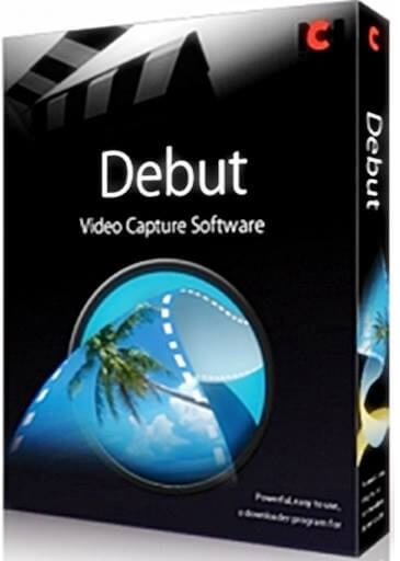 NCH Debut Video Capture Crack
