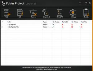 Folder Protect Crack Latest