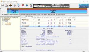 DiskGenius Professional 5.4.1.1178 Crack